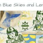 Boston Blue Skies and Lemonade