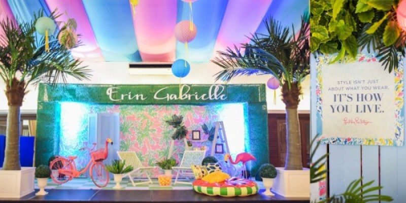 Erin: A Lilly Pulitzer Special!