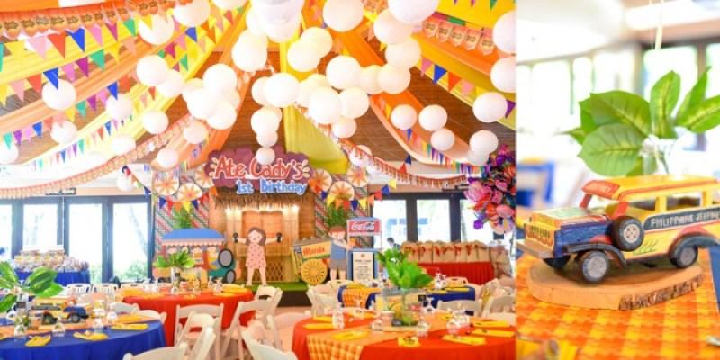Ate Cady's Filipino Fiesta!