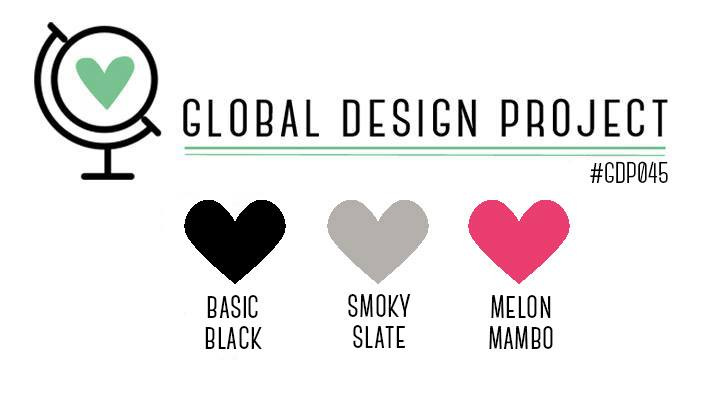 #GDP045 Global Design Project Colour Challenge