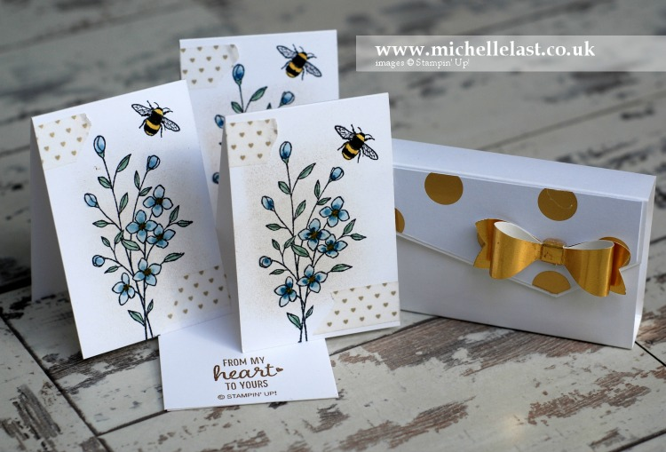 Touches of Texture Notecard Box