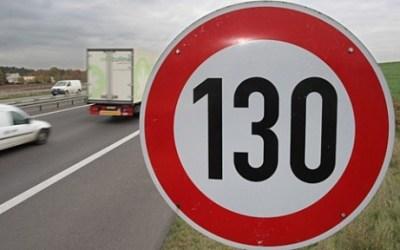 Op deze snelwegen mag je vanaf nu ook 130 km/u rijden