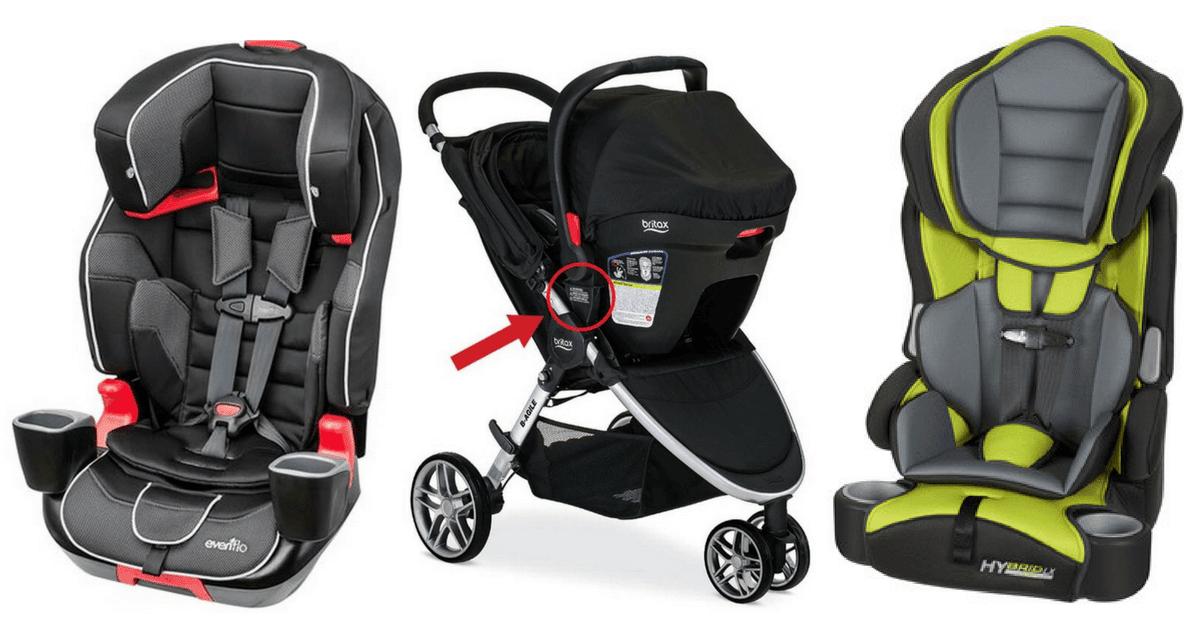 Evenflo Infant Car Seat Recalls Brokeasshomecom