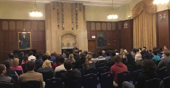 Materials Stolen at Event on Censorship