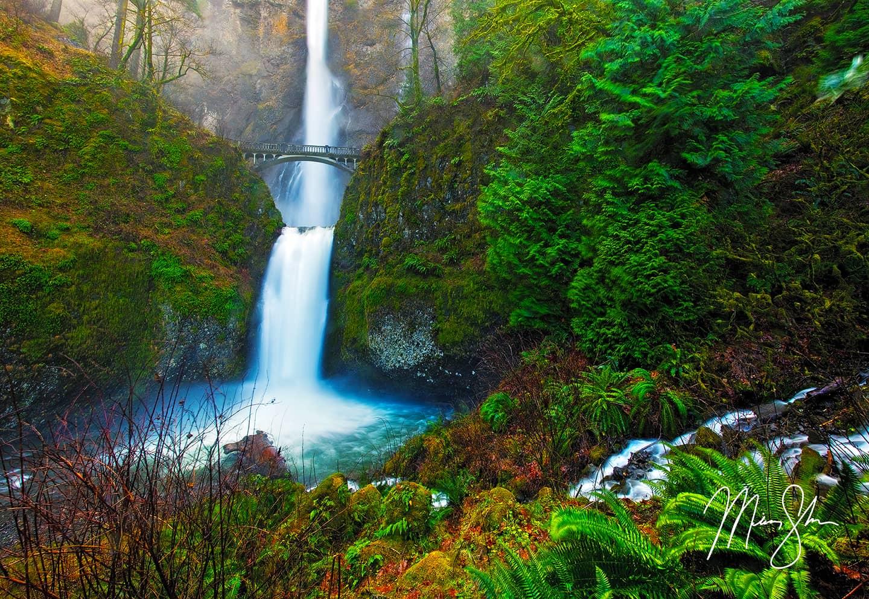Multnomah Falls Oregon Winter Wallpaper Legend Of Multnomah Falls Columbia River Gorge Oregon