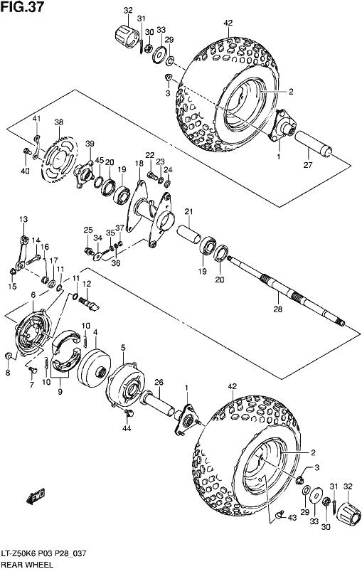 suzuki vzr1800 wiring diagram