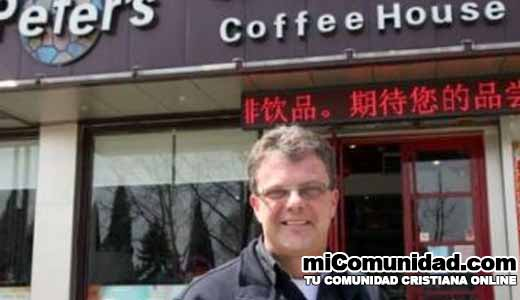 Misionero canadiense es liberado tras ser encarcelado en China