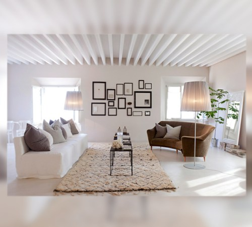 Inspiration Day Living Room Salon  by La Musa Decoracion