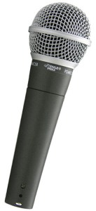 One of the cheapest dynamic mics in the market