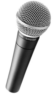 The best microphone under $100 if you're looking for a famous dynamic