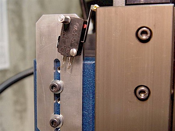 Taig Micro Mill E-stop  Limit/Home Switches
