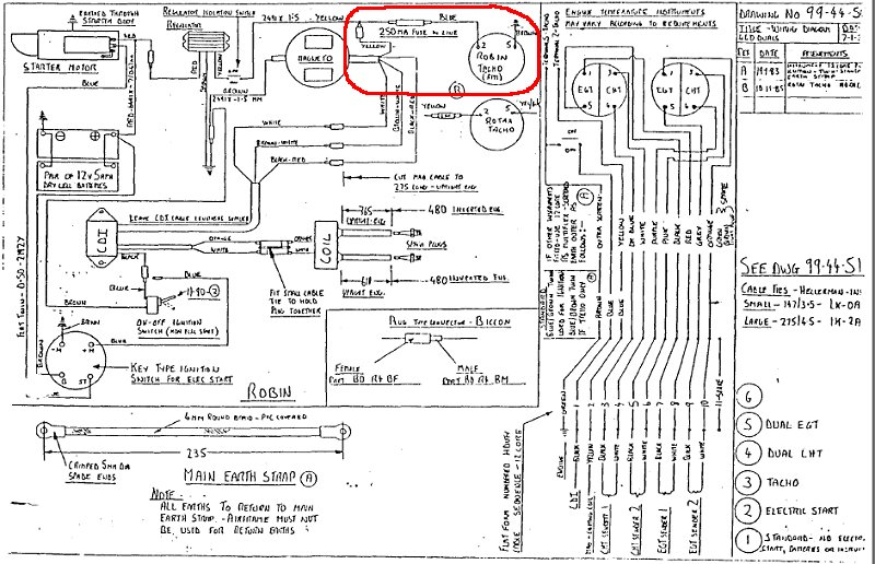 Rotax Rectifier Wiring Diagram For 264 780 Regulator Index listing