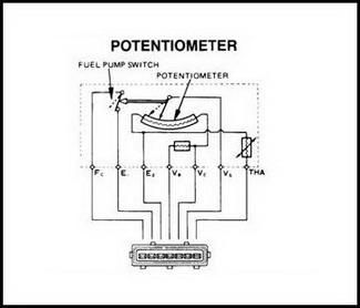 potentiometer as a variable resistor gearslutzcom auto electricalPotentiometer As A Variable Resistor Gearslutzcom #3