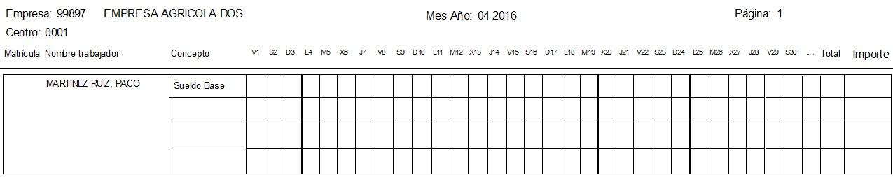 formato para horarios de trabajo - Apmayssconstruction