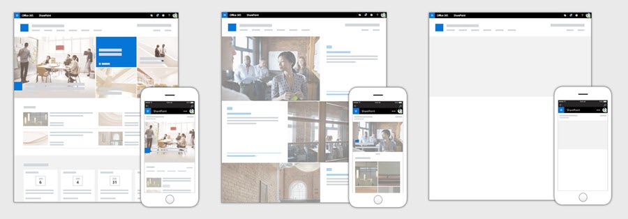 SharePoint communication sites begin rollout to Office 365 customers