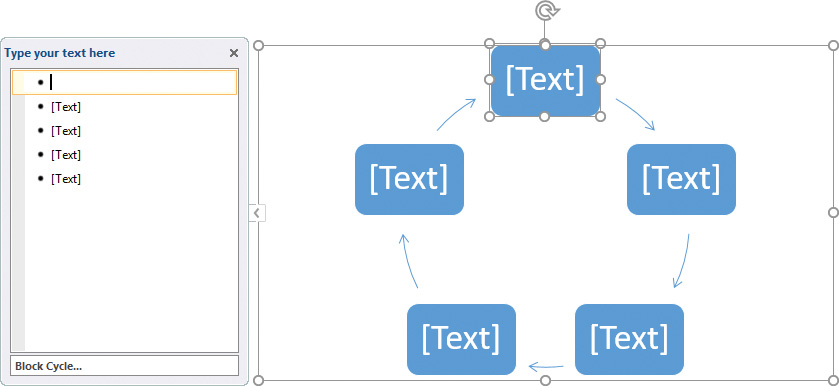 Insert and Modify Diagrams in Microsoft Word 2016 Microsoft Press