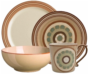 Discontinued Denby Heritage Harvest Dinnerware