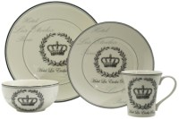 222 Fifth Les Etoiles Crown Dinnerware