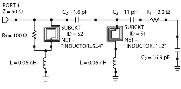 inductor circuit simulator