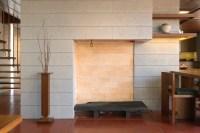 Frank Lloyd Wright's Bachman-Wilson House, A Mahogany ...