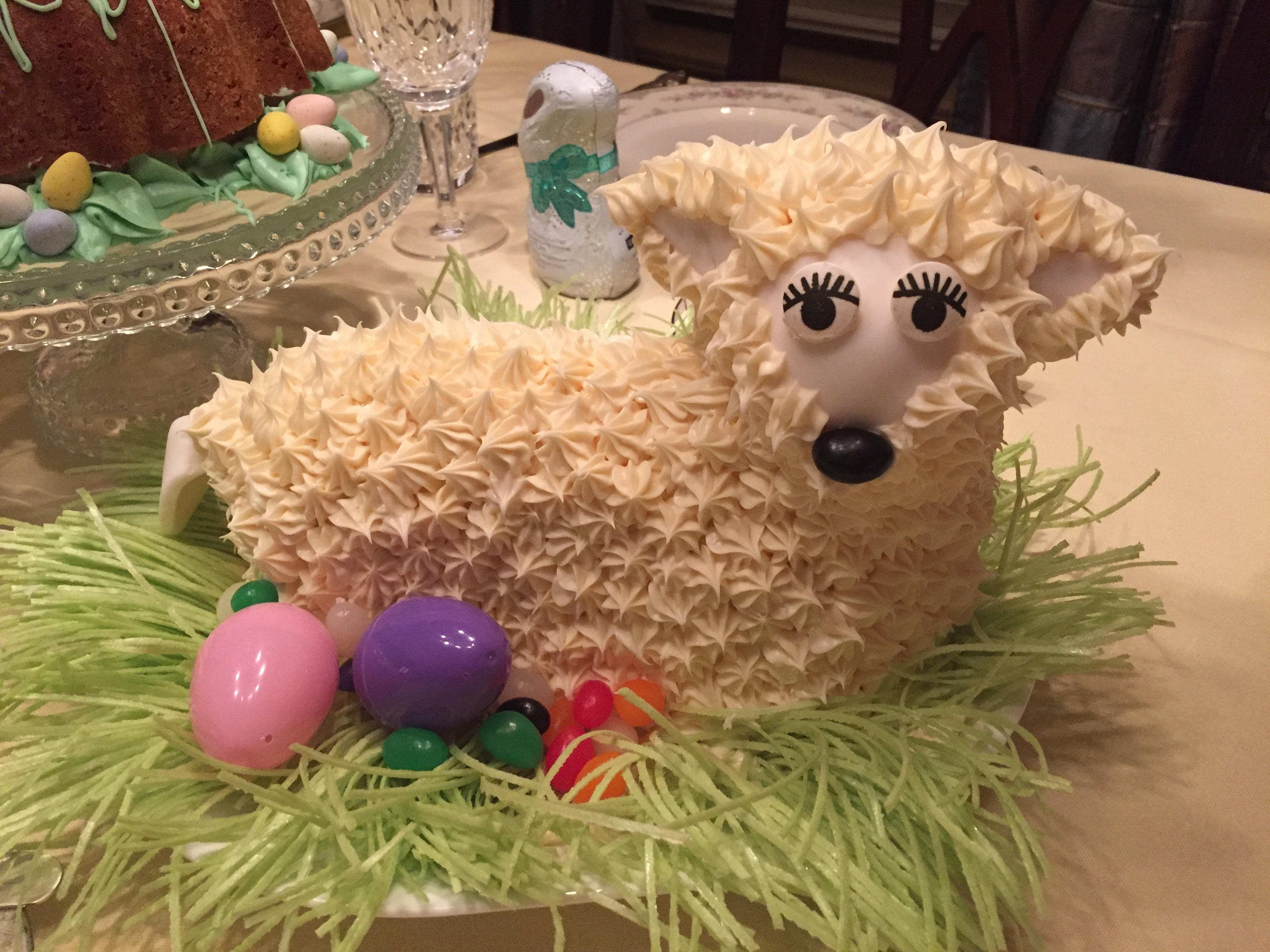 Reader's Easter Lamb Cake Gallery for 2016 – With Giveaway Winners ...