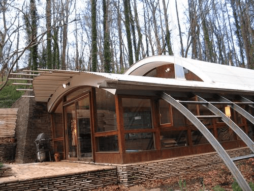 Quonset Huts Great Idea For A Tiny House Modern