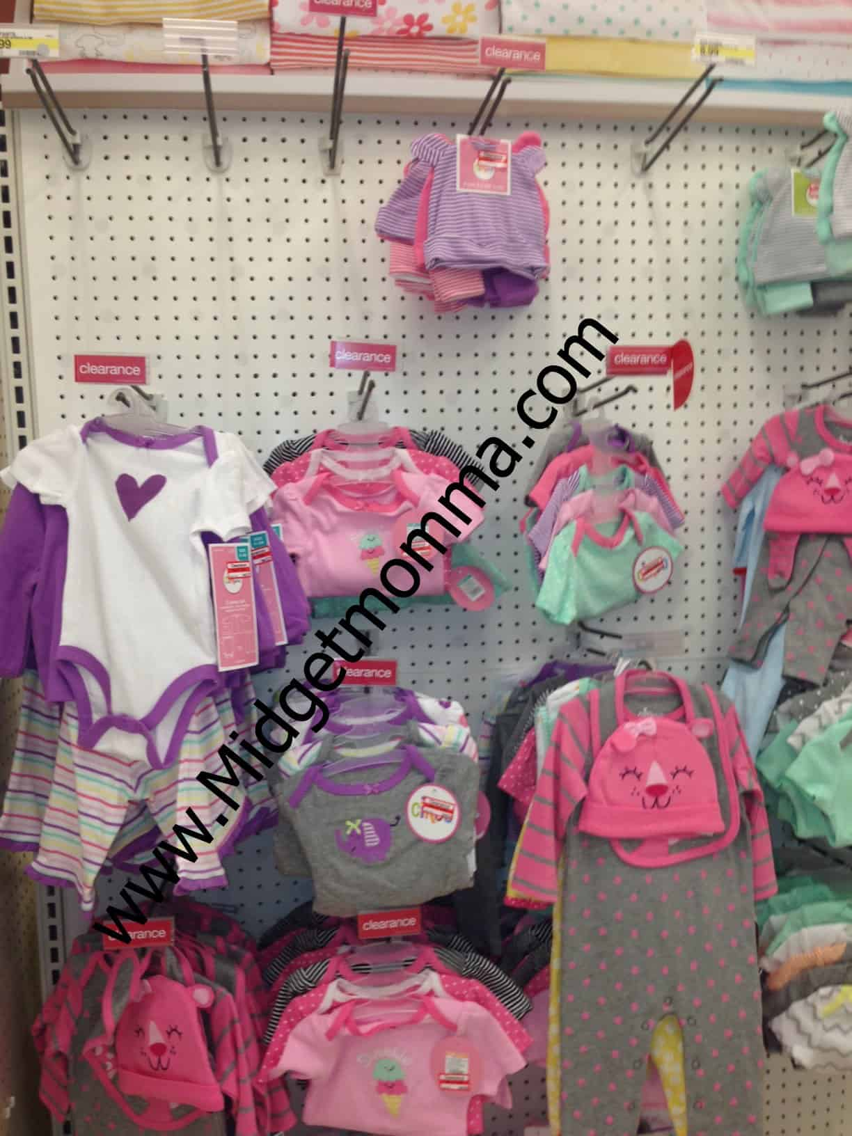 Sears Baby Clothes Clearance