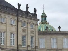 Midlife Sentence | Frederik's Church and Amalienborg Palace