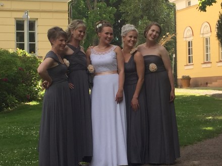 Midlife Sentence | A Finnish Wedding