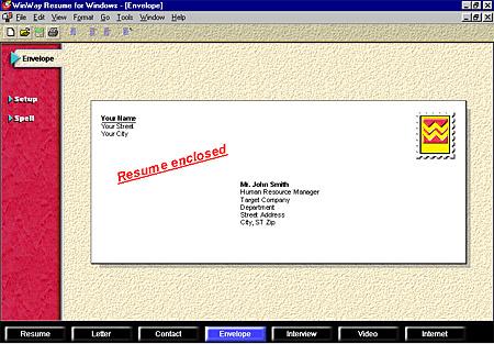 Resume Envelope Format  NodeCvresumePaasproviderCom