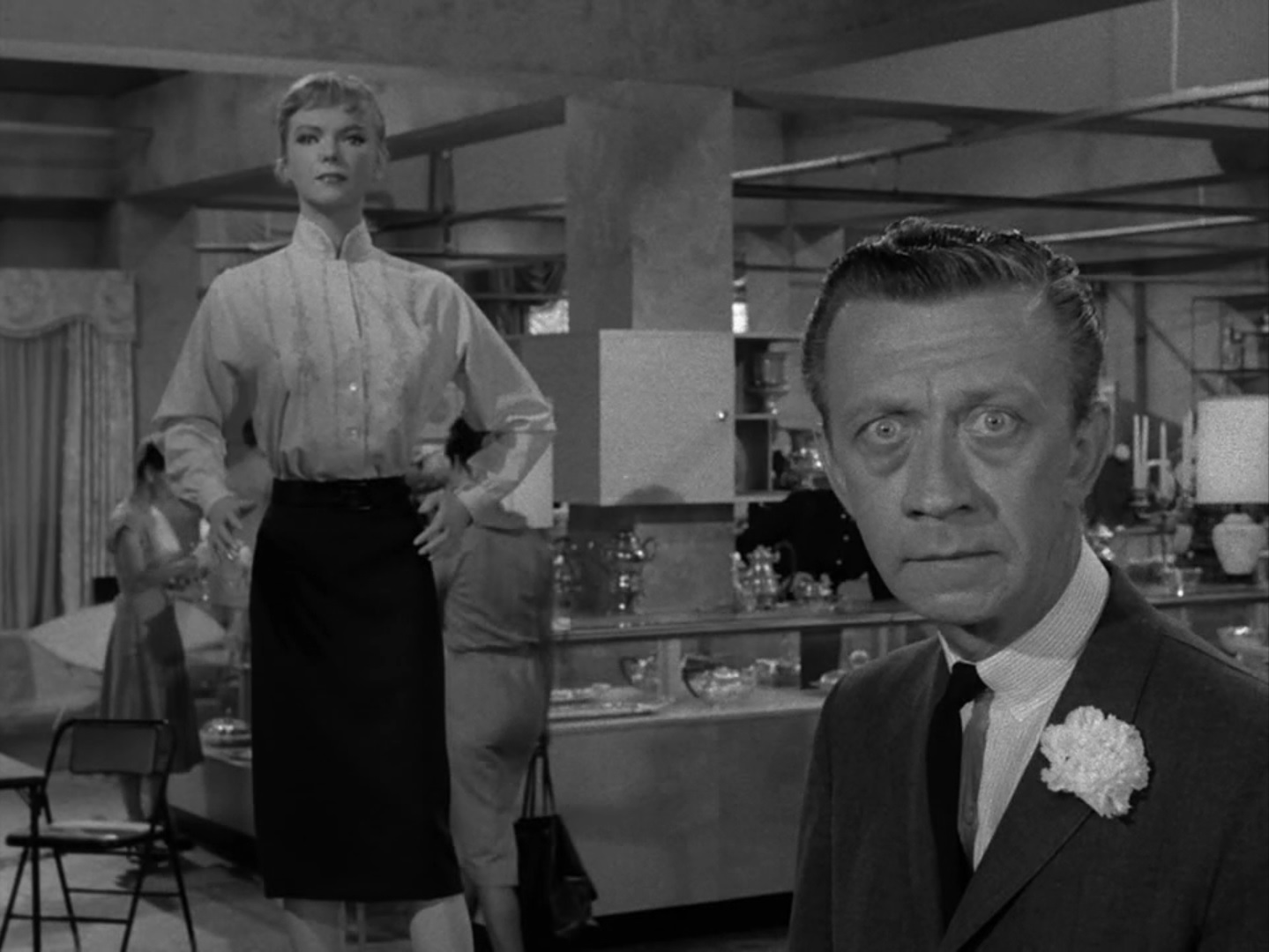 an analysis of the twilight zone The eye of the beholder, as in where beauty is this blog is an ongoing, episode-by-episode analysis of the twilight zone (1959-1964.