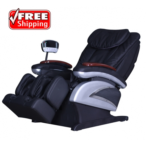Sungold Comfort-Touch Deluxe Massage Chair - GT10001W - Free Shipping