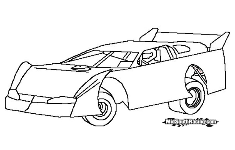 Dirt Car Coloring Pages Coloring Coloring Pages