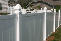 Gentry Privacy Fence