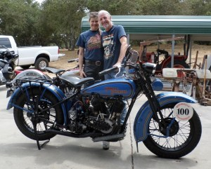 Doobie Brother Patrick Simmons to Participate in Motorcycle Cannonball Endurance Run 2014