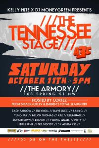 Mid Tenn Listens 77 – A3C Tennessee Stage Podcast