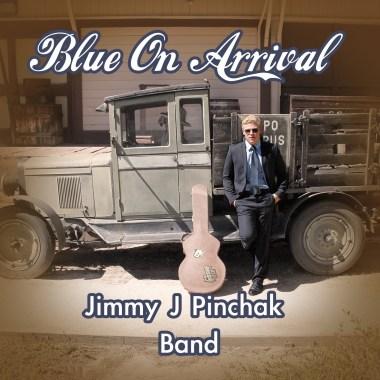Jimmy J Pinchak Band Is Blue On Arrival
