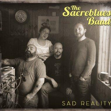 Interview with The Sacreblues Band – Dublin Folk Rock