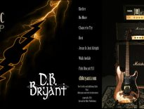 "D. B. Bryant – ""Electric"" – is Just That!"