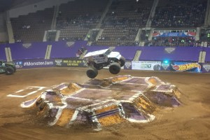 Monster Jam at Garrett Coliseum