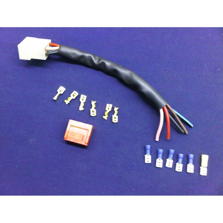 Ignition Switch Wiring Harness MODIFIED (Fiat 124 All 1978-85) - NEW