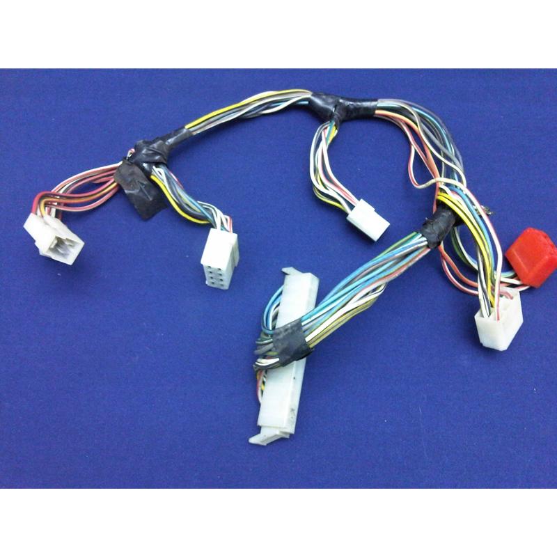 Wiring Harness for Instrument Dash Gauges (Fiat 124 Spider) 79-82 U8