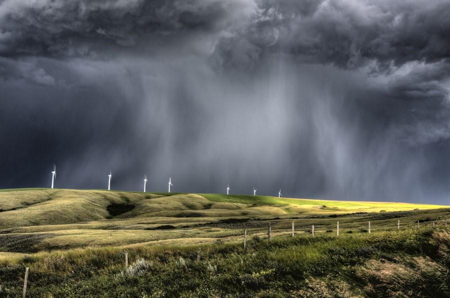 Hail-Storm