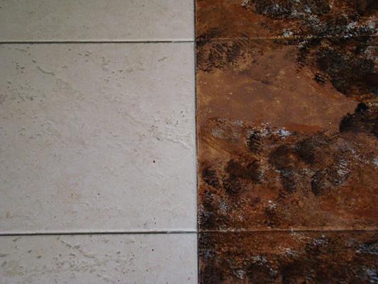 Staining Ceramic Tile Gallery
