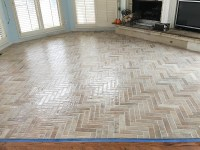 Herringbone Tile Pattern In Holland Ohio  Midwest Mosaic