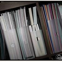 Organisera mera - papper