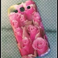 Mobilfodral med rosor