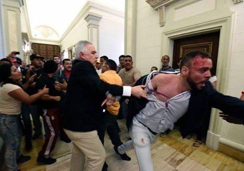 assalto-parlamento-venezuela