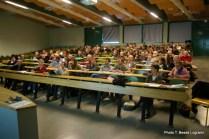 Public des Rencontres Migrateurs le lundi 29 octobre