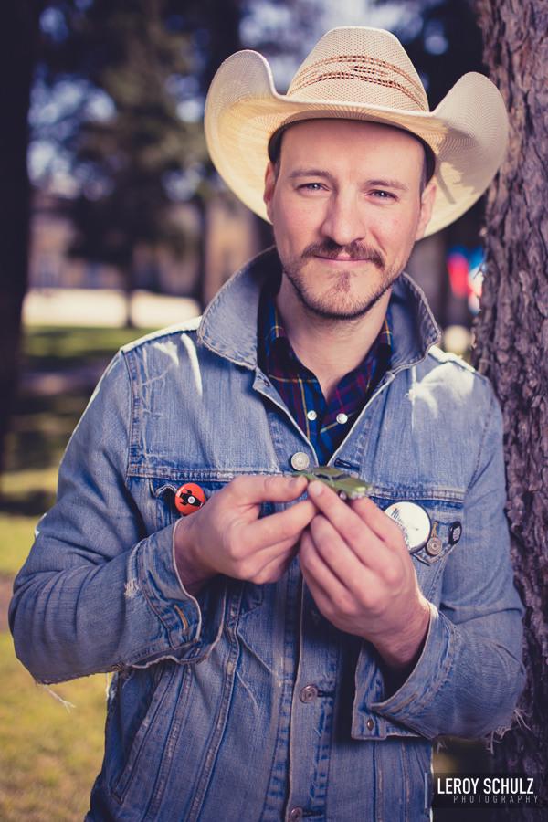 Blake Burglund, Cosmic Cowboy